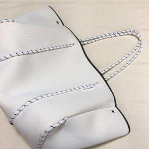 ネオプレントートバッグ ホワイト