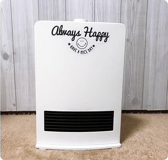 プチプラ 暖房器具 セラミックヒーター